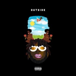 Burna-Boy outside